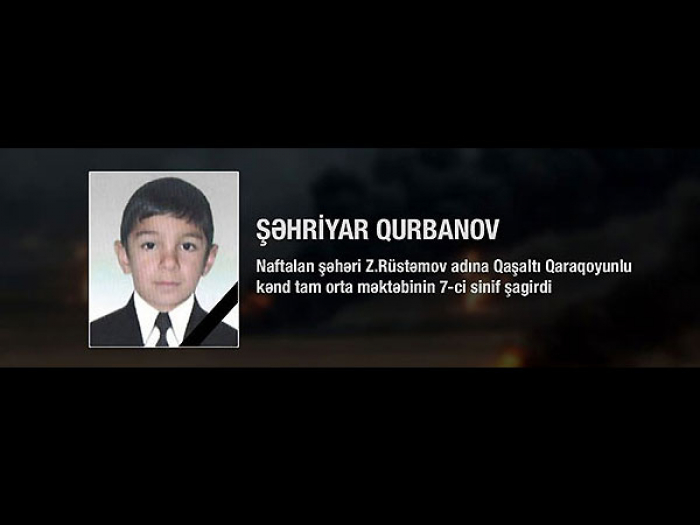 13 yaşlı futbolçu erməni təcavüzünün qurbanı oldu