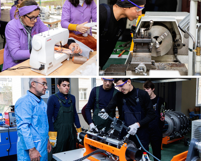 EU-funded project on modernisation of Vocational Education in Azerbaijan starts