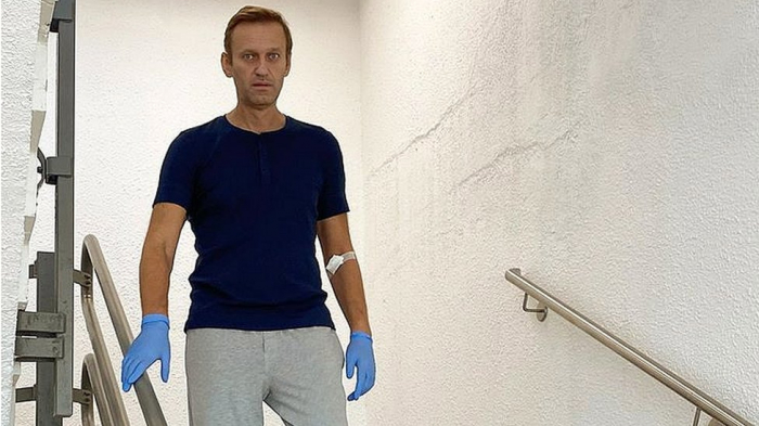 Navalny discharged from Berlin hospital