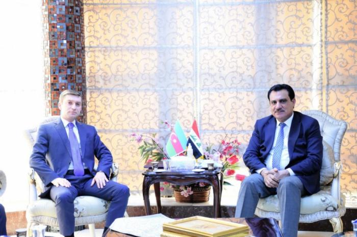 Abordadas las perspectivas económicas entre Irak y Azerbaiyán