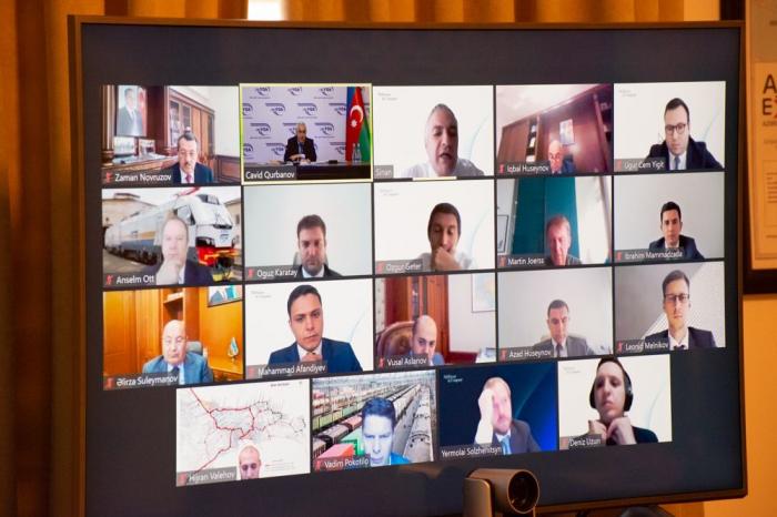 McKinsey & Companydiscusses 2030 Corporate Strategy of Azerbaijan Railways CJSC