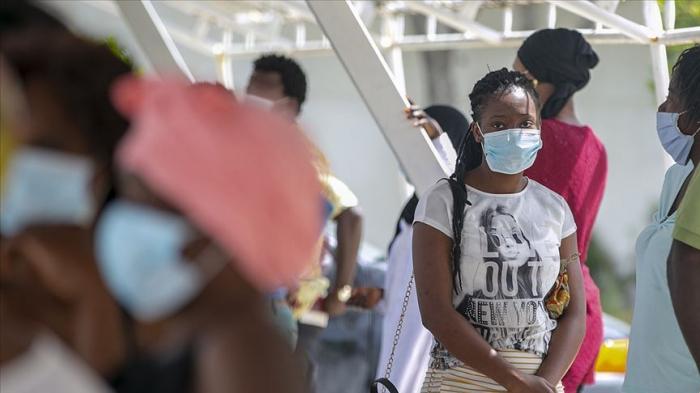 Afrikada bir gündə minlərlə insan koronavirusa yoluxdu