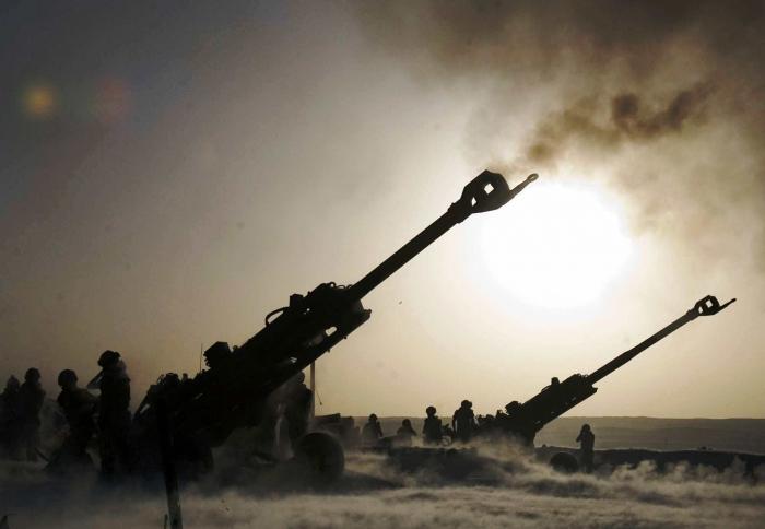 محافظة تارتار تتعرض للقصف من اراضي ارمينيا