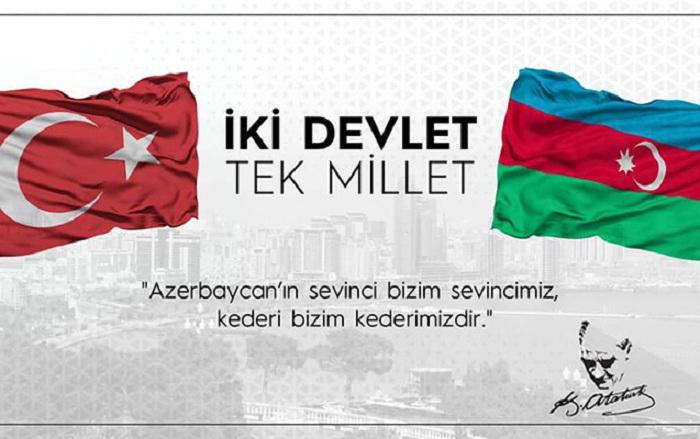 """""""Türkiyə də vətəndir, Azərbaycan da..."""""""