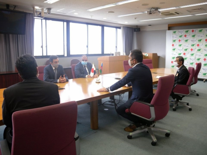 Azerbaiyán y Japón abordan las perspectivas de cooperación