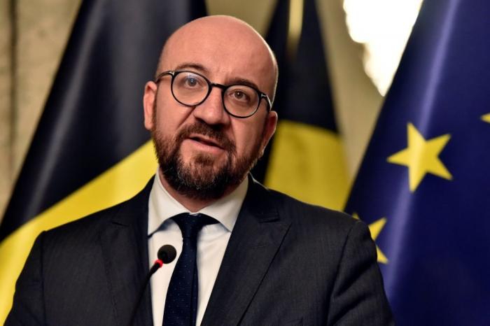 """""""Terrorun Avropada yeri yoxdur"""" -  Şarl Mişel"""