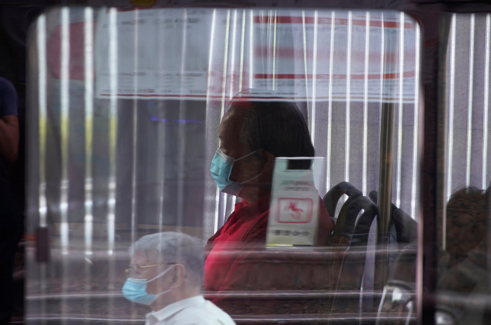 23 bus passengers contracted coronavirus from 1 person in China