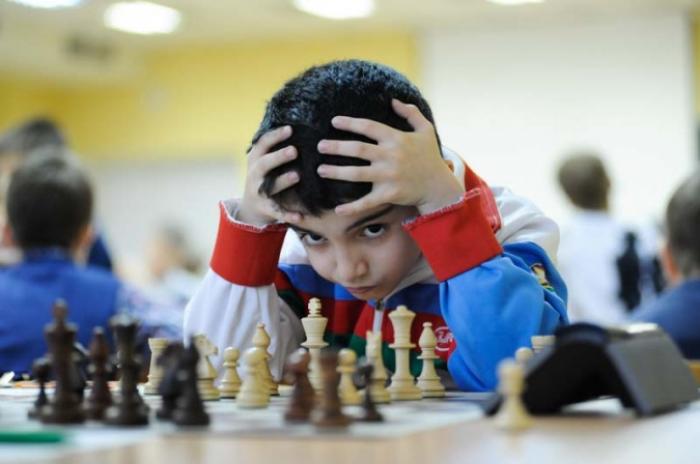 10 yaşlı Cahandar ikinci dəfə Avropa çempionu oldu