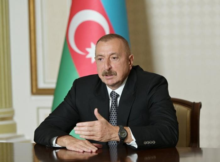 """""""Ermənistan ordusu Azərbaycan torpaqlarında olmamalıdır"""" -    Prezident"""