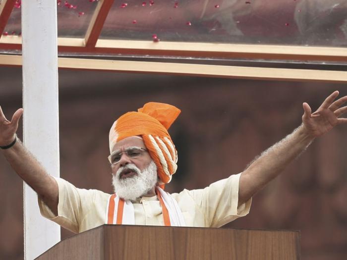 """Pandémie: le New Delhi veut aider """"toute l"""