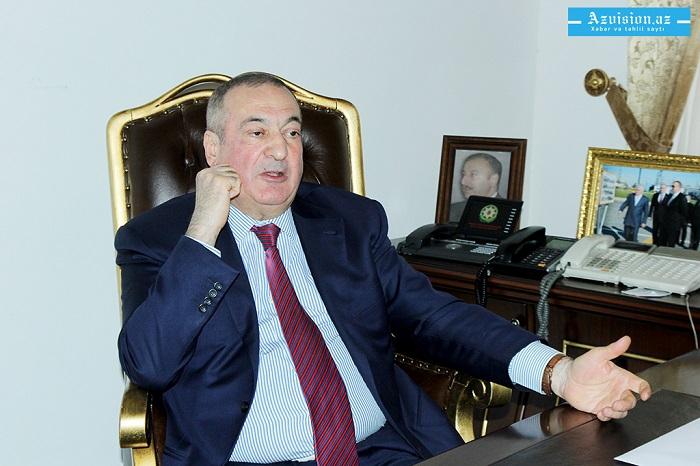 Eldar Quliyev Komissiya sədri seçildi