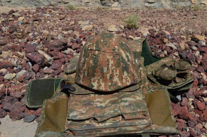 Ermənistanın tabor komandiri məhv edildi