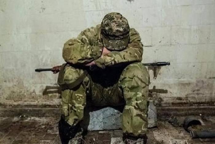 Düşmən taborunun döyüş bayrağı və sənədləri ələ keçirildi