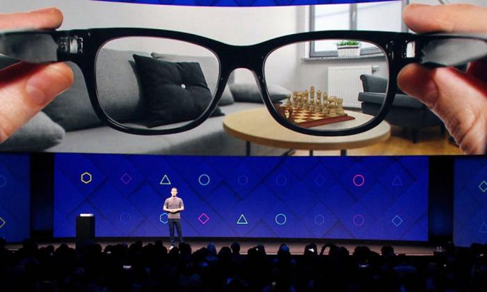 Collaboration entre Facebook et EssilorLuxottica sur des lunettes Ray-Ban intelligentes