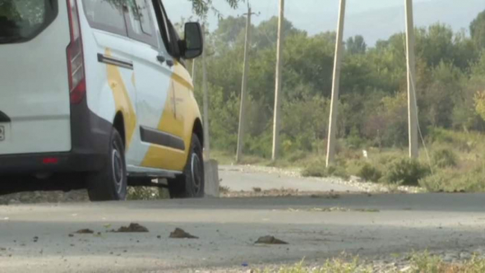 Armenian side fires at Azerbaijani ITV channel