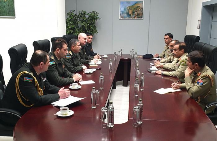 Azərbaycanla Pakistan arasında hərbi əməkdaşlıq genişləndirilir