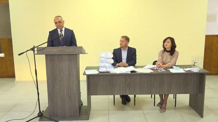 Ukraynada erməni təxribatlarından danışılıb