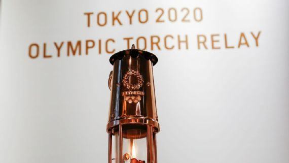 Olympic flame to be displayed in Japan Olympic Museum