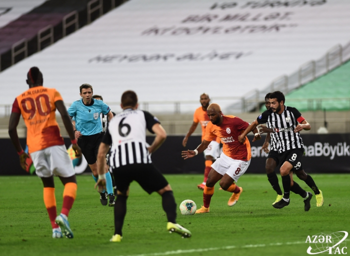 Galatasaray moved to Europa League 3rd qualifying round