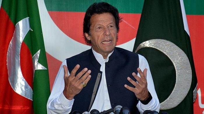 Imran Khan a exprimé son soutien à l