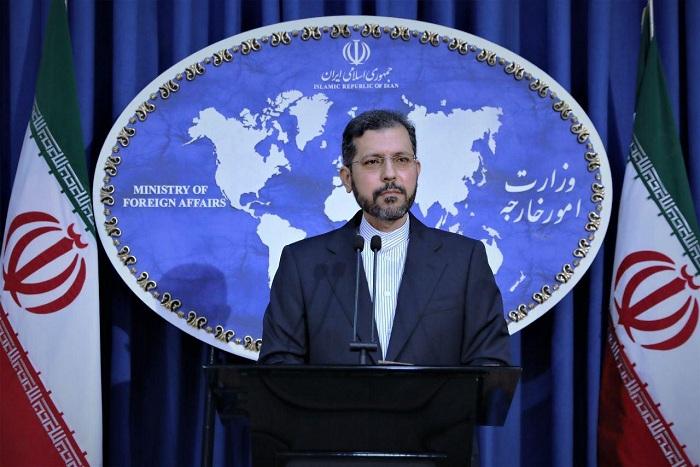 Offizielles Teheran:   Der Iran ist bereit zu vermitteln