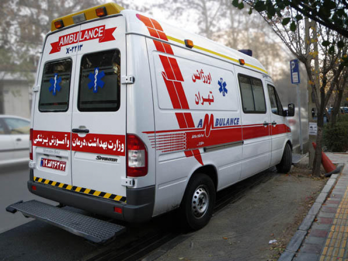 200 injured as a result of gas explosion in Western Iran