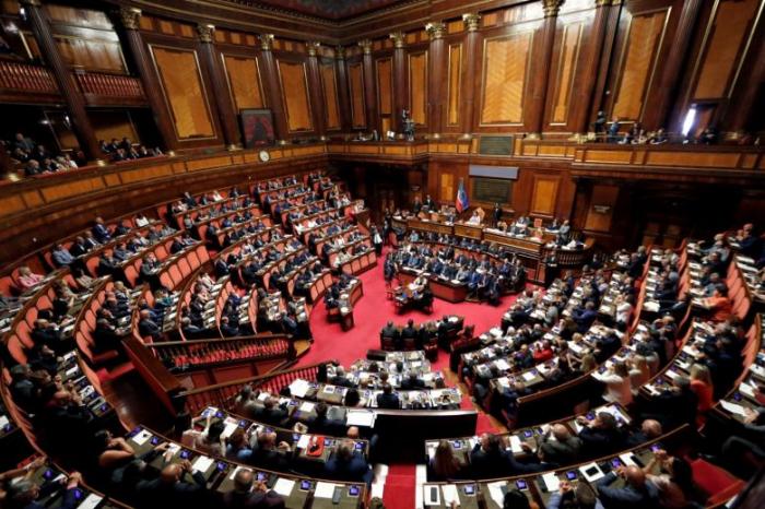 İtaliyalı deputatlar Ermənistanın təxribatını pislədi