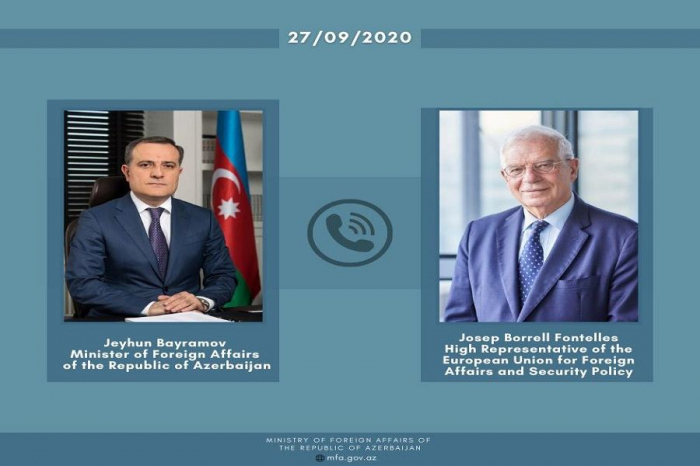 EU official Joseph Borel expresses serious concern over situation in region