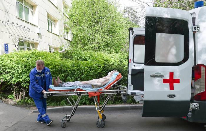 Rusiyada bir gündə 4995 nəfər koronavirusa yoluxdu