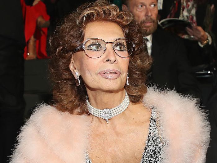 Sophia Loren returns to cinema aged 86