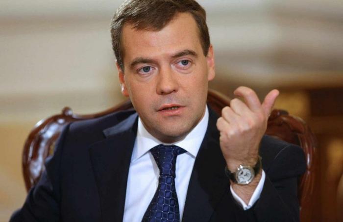 Karabakh: Medvedev a également parlé des combats