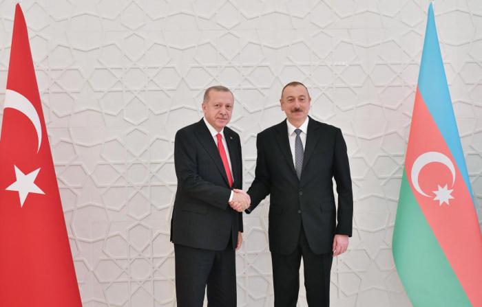 «La fraternité Azerbaïdjan-Turquie est un exemple pour le monde»,  Ilham Aliyev