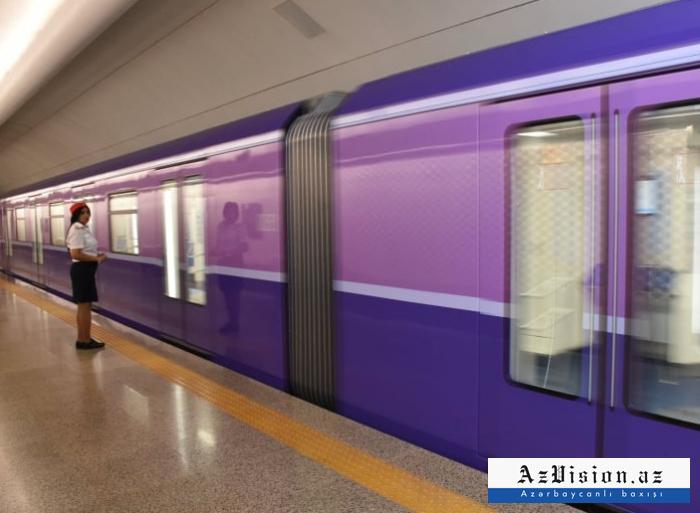 Bakı metrosunun iş qrafikində dəyişiklik olmayacaq