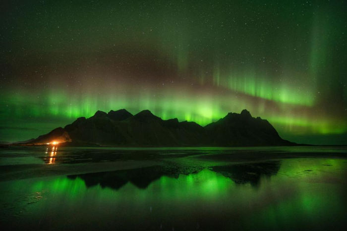 How to enjoy the Northern lights this weekend -  iWONDER