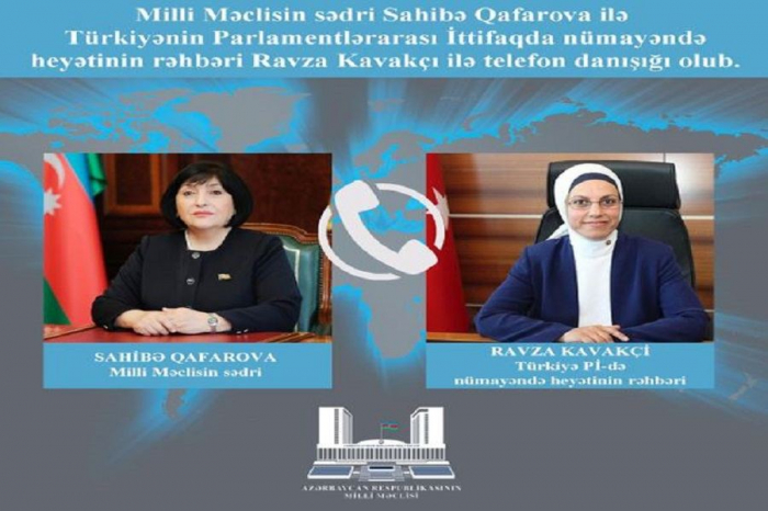 Azerbaijani Parliament Speaker mulls latest situation in Karabakh with Head of Turkish Delegation to IPU