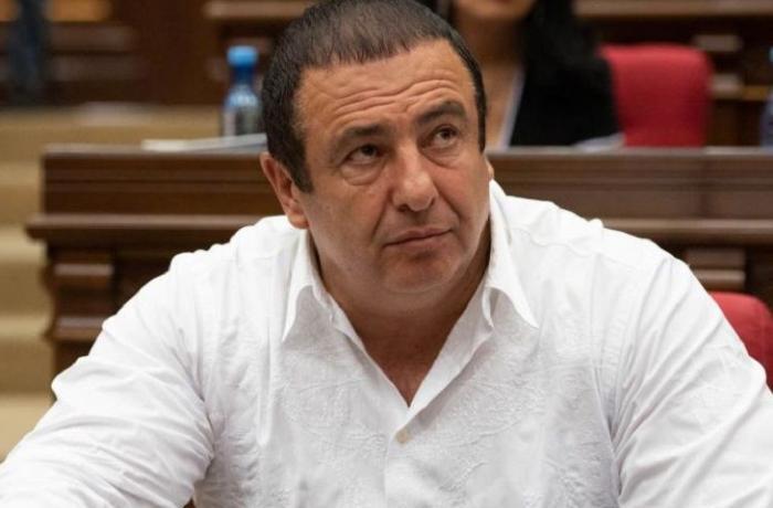 Ermənistanda müxalifət lideri həbs olundu