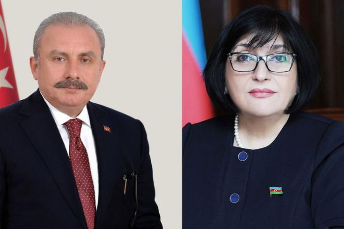 """""""Türkiyə Azərbaycana hər cür dəstək verəcək"""" -  Mustafa Şentop"""