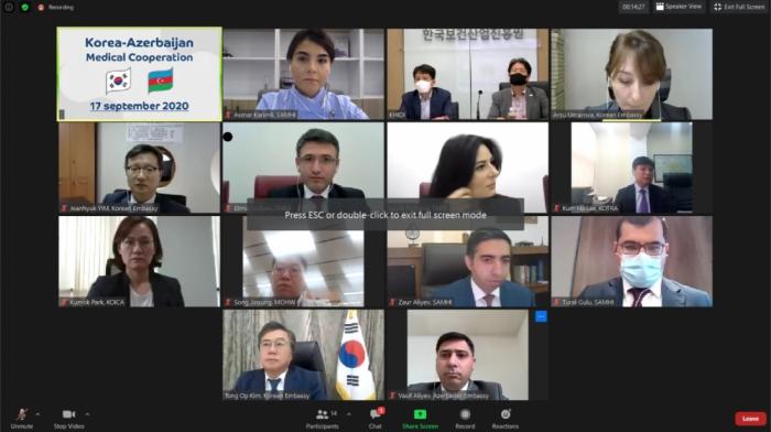 Corea y Azerbaiyán cuentan con grandes perspectivas de cooperación