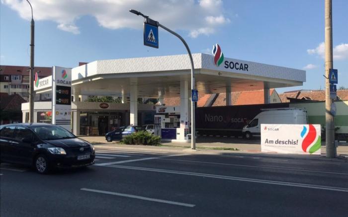SOCAR abre la 50ª gasolinera en Rumania