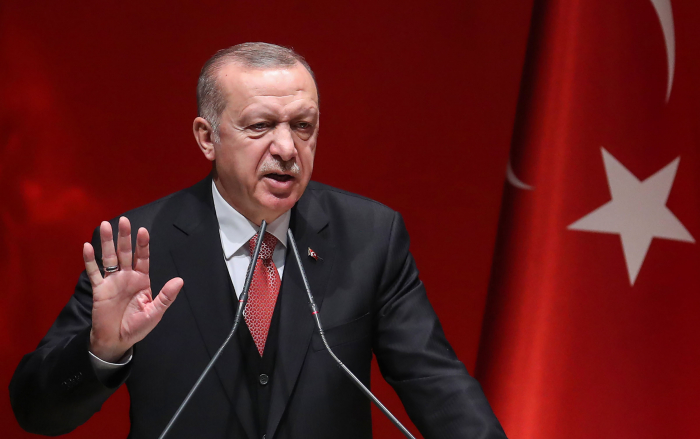 Erdogan: Armenia biggest threat to peace in region