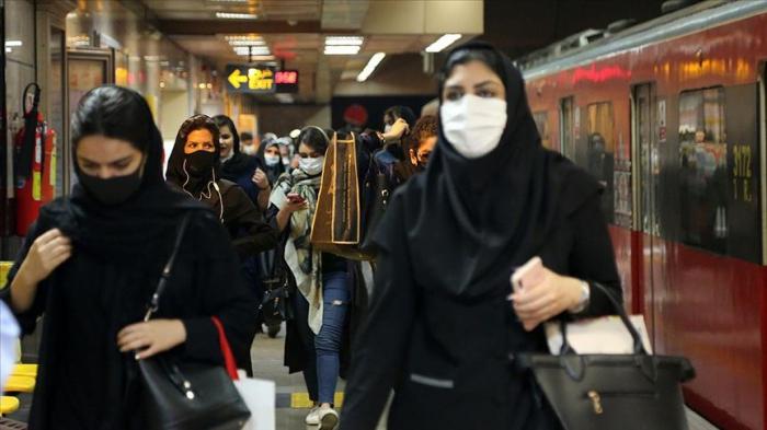 İranda daha 176 nəfər koronavirusdan öldü