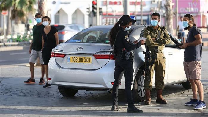İsraildə rekord sayda yoluxma qeydə alındı