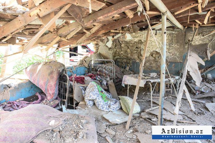 Les Arméniens continuent de tirer sur des civils,   un résident de Terter tué