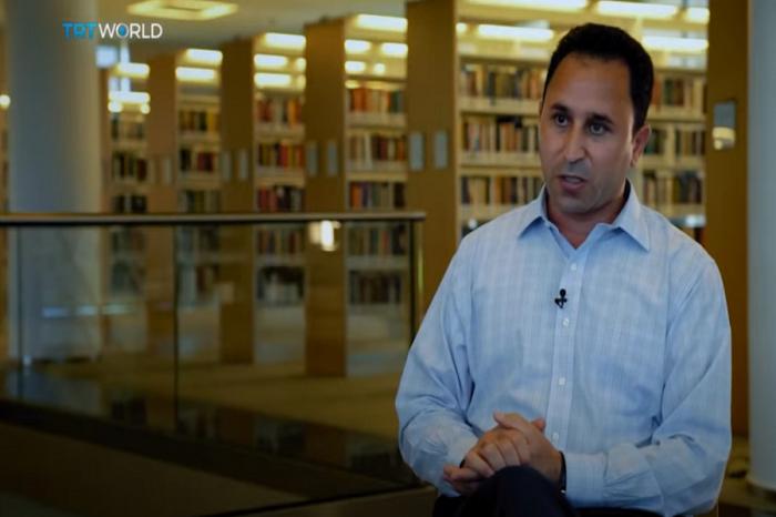 بث الفيلم عن صراع كاراباخ على قناة TRT WORLD -   فيديو