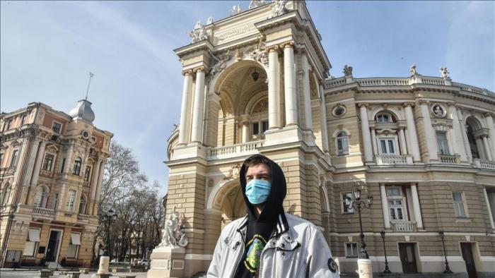 Ukraynada yoluxma sayı artır