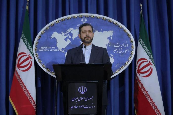 İran XİN-dən silah nəqli ilə bağlı açıqlama