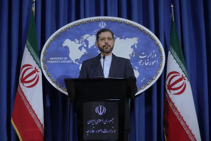 بيان الخارجية الإيرانية حول توريد أسلحة