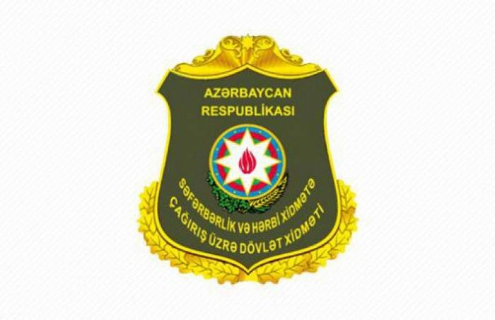 State Service for Mobilization and Conscription of Azerbaijan appeals to people