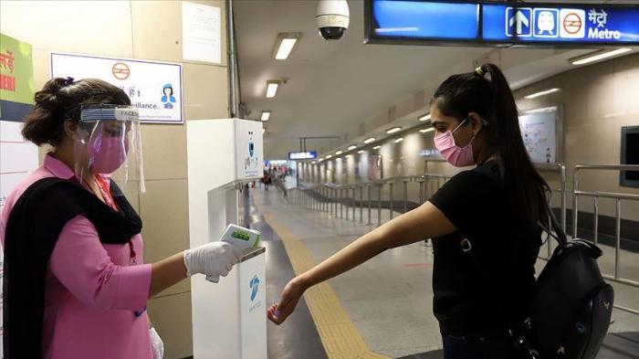 Braziliyada bir gündə 829 nəfər virusdan ölüb