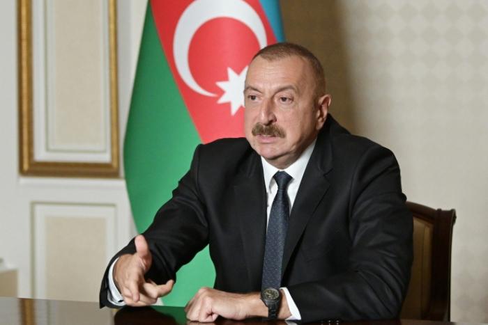 Engañaban a nosotros y a los mediadores internacionales-  Ilham Aliyev